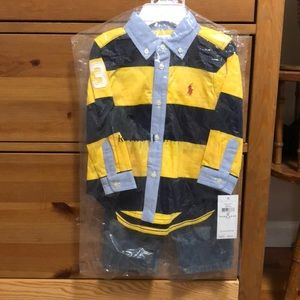 BNWT Ralph Lauren outfit